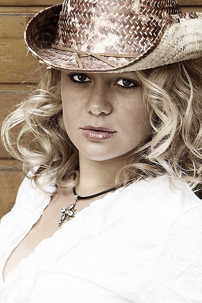 Beauty Cowgirl